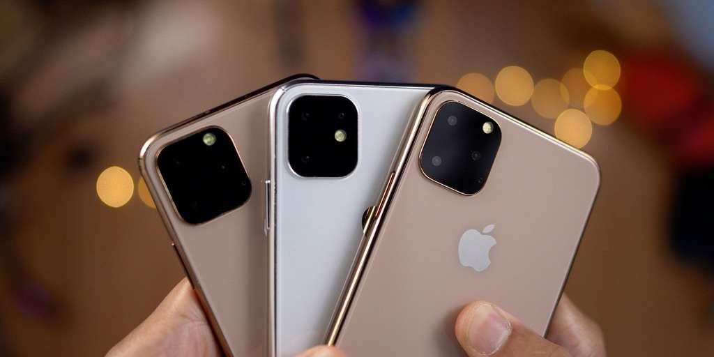 Trois iPhone seront présentés dans quinze jours. © Marques Brownlee