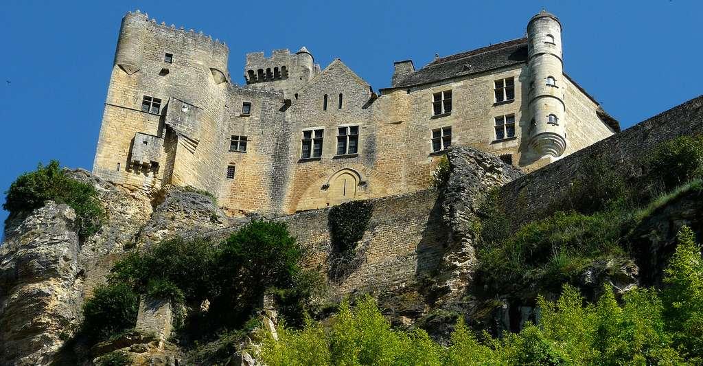 Le château de Beynac. © Gabrielle Ludlow, CC by-nc 2.0