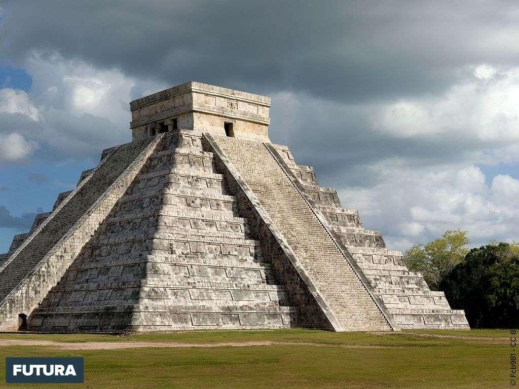 Pyramide de Kukulcán - Mexique