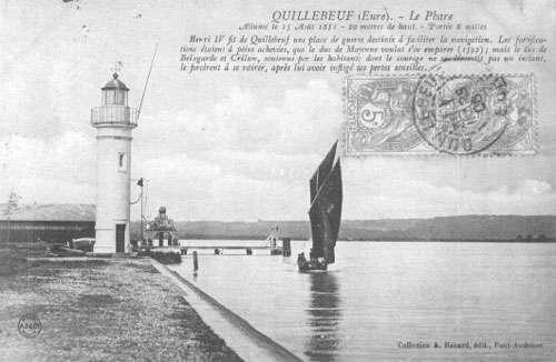 Phare de Quilleboeuf