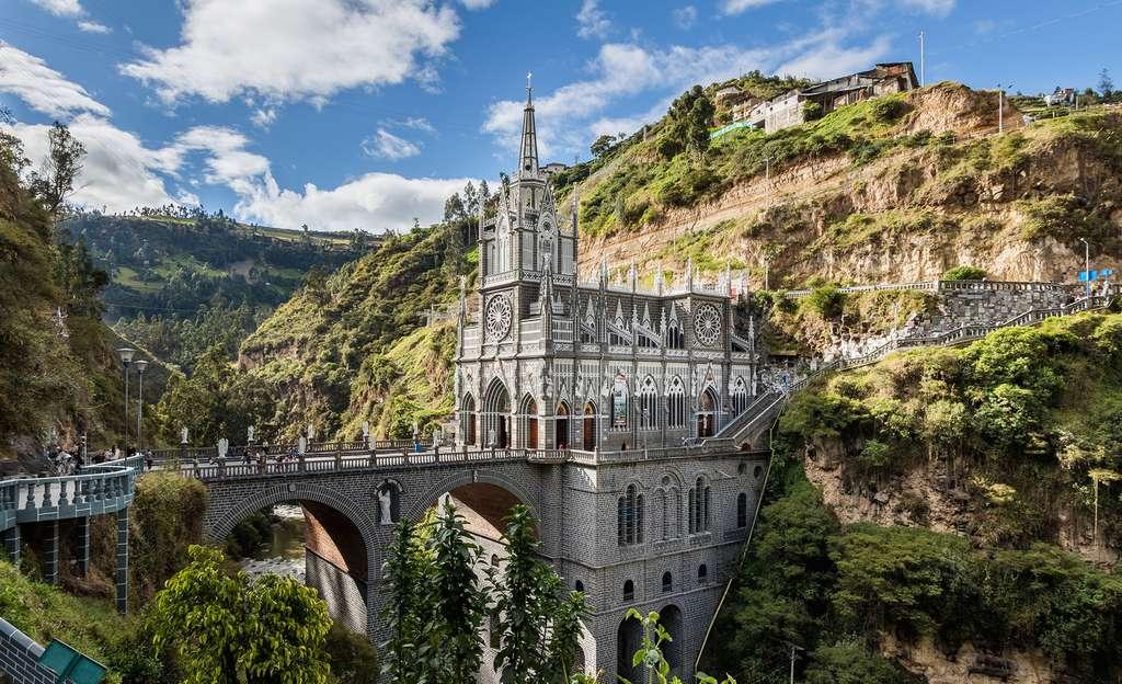 Le sanctuaire de Las Lajas, un lieu de légendes