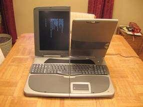 Le prototype de Xentex Technologies, proposé sur eBay en mai dernier.