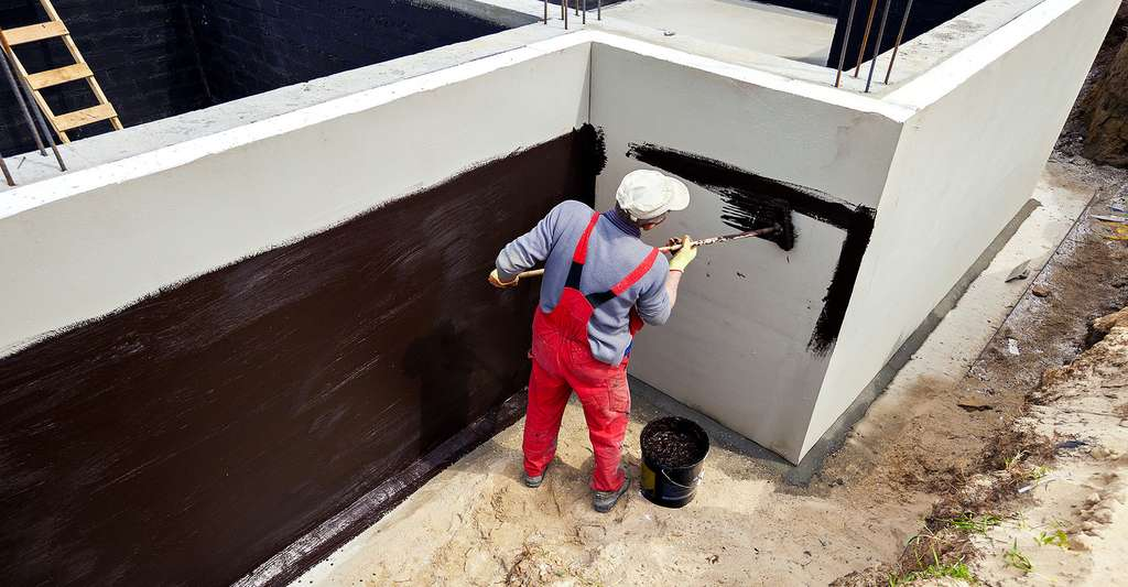 Comment imperméabiliser les fondations contre l'humidité ? © Dagmara K, Fotolia