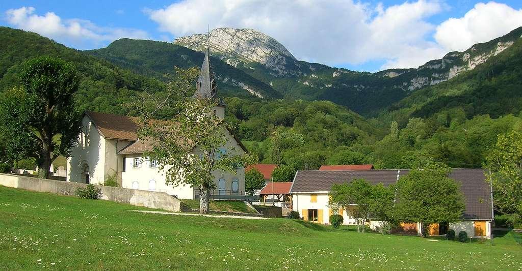 Falaise de la carrière de mont Saint-Martin. © Patafisik, CC BY-NC 4.0