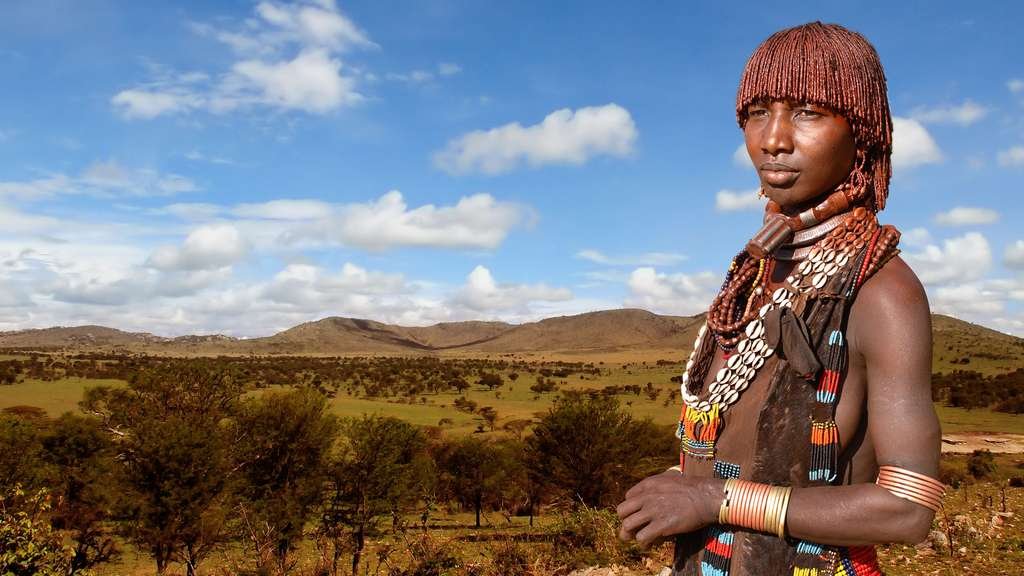 Les Hamers, un peuple d'Éthiopie dont la culture tend à disparaître