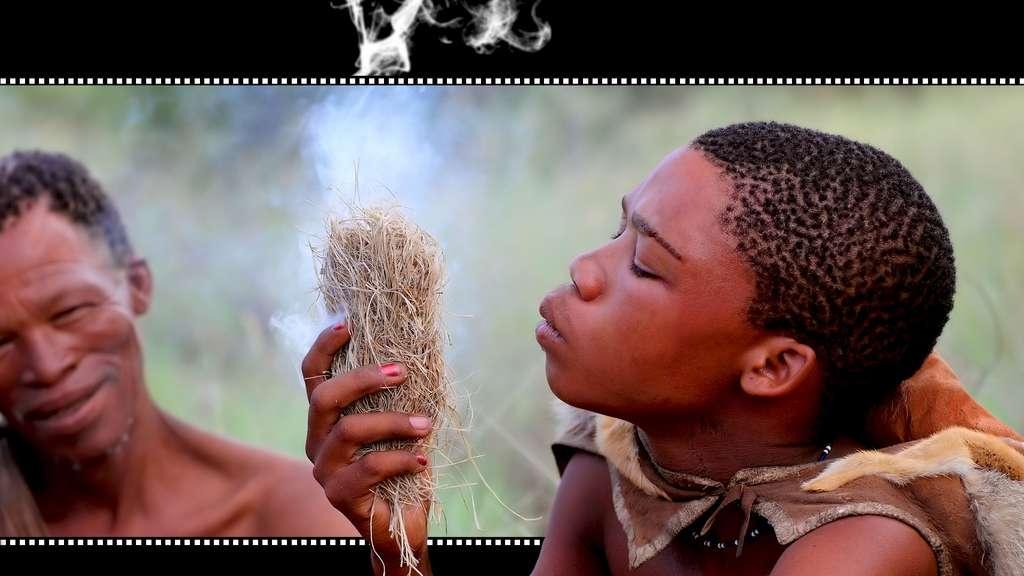 les Bochimans, un peuple opprimé du désert du Kalahari