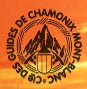 Logo de la Compagnie des guides de Chamonix Mont-Blanc.