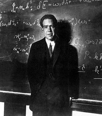 Niels Bohr (1885 - 1962). Crédit : AJ Software & Multimedia