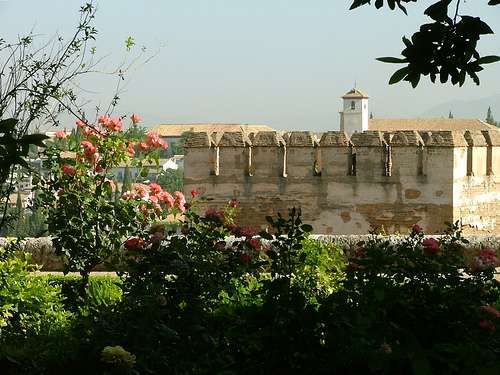 Classée au patrimoine mondial de l'Unesco depuis 1984, l'Alhambra est l'un des vestiges historiques les plus impressionnants d'Espagne. © Vince Arno, DR