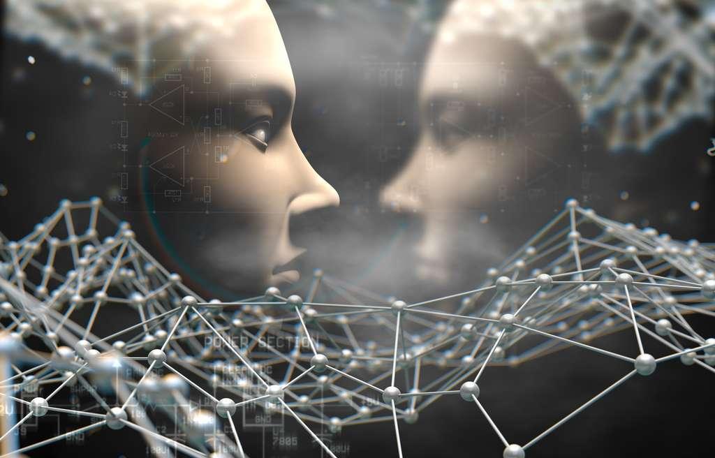 L'intelligence artificielle fait partie de notre quotidien. © carloscastilla, Fotolia