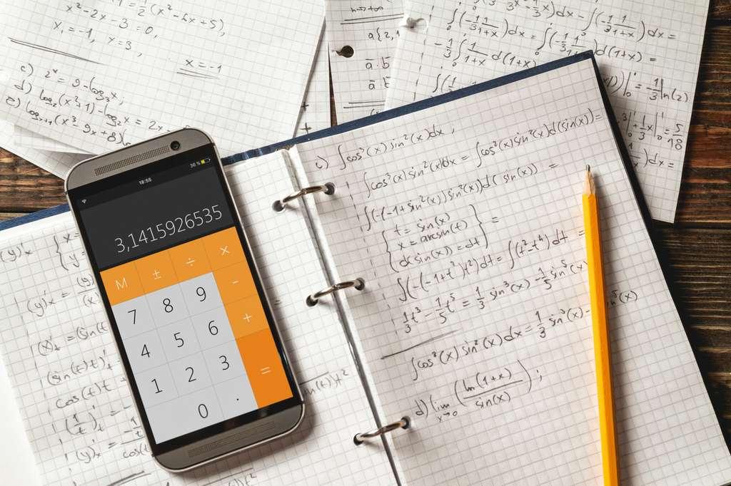 Pour réussir en maths, il ne faut pas hésiter à se confronter à des exercices. © perfectlab, Fotolia