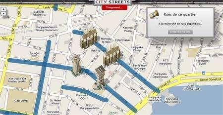 Quelques bâtiments ont déjà poussé à Izmir, en Turquie, à deux pas du port.