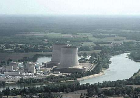 St Laurent, centrale EDF