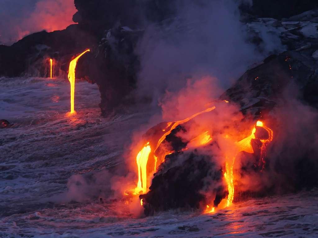 Une superéruption se produit tous les 100.000 ans environ. © Marc Szeglat, Unspash