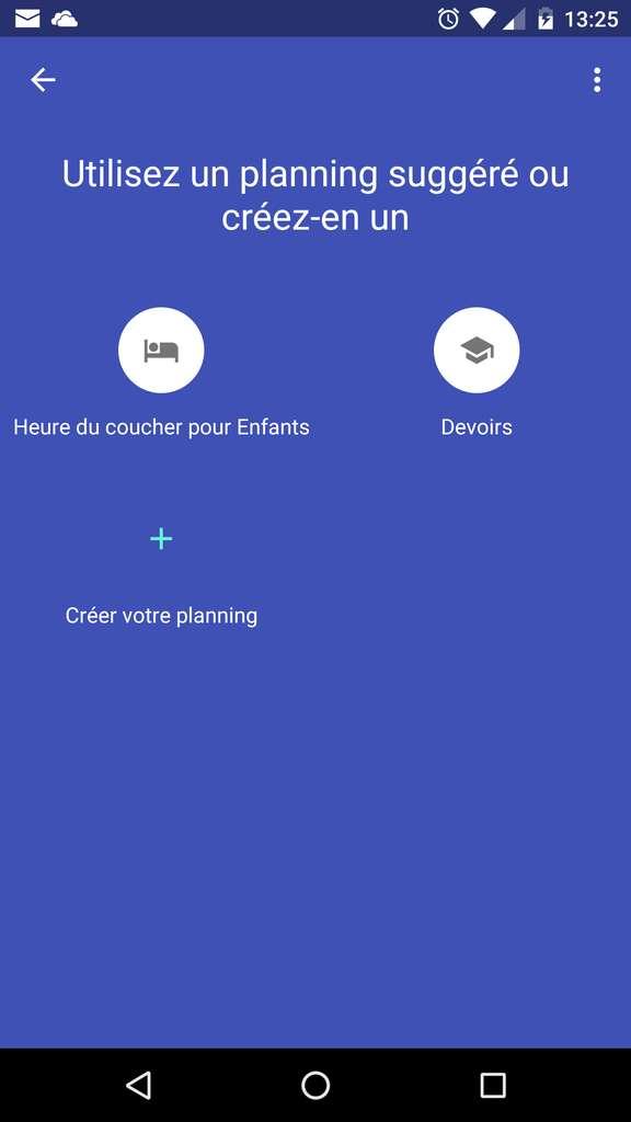 Créer un réseau familial sur Google Wifi. © Futura