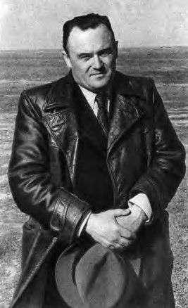Sergei Korolev. Source : Académie des Sciences - URSS