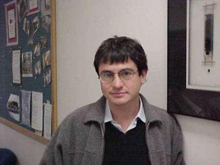 Carlo Rovelli (Crédit : CGPG).