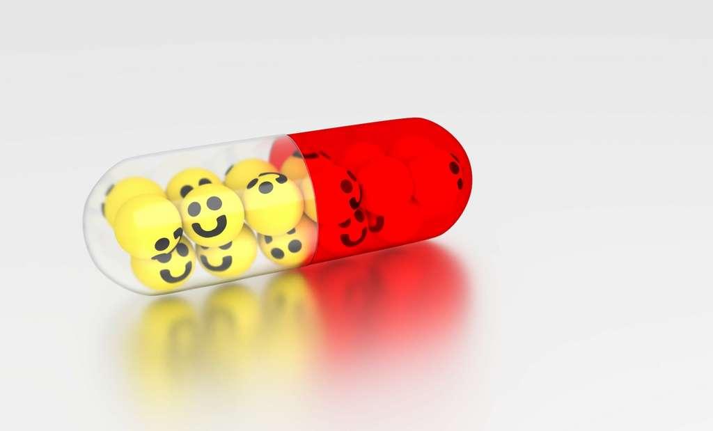 Le traitement de la dépression repose sur l'association d'une psychothérapie et d'un traitement par antidépresseurs. © tiagozr, Adobe Stock