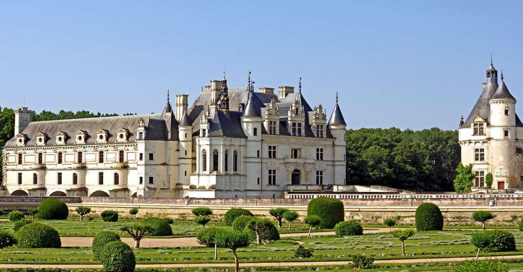 À visiter : les châteaux de la Loire. © Dennis Jarvis, Wikimedia commons, CC by-sa 2.0