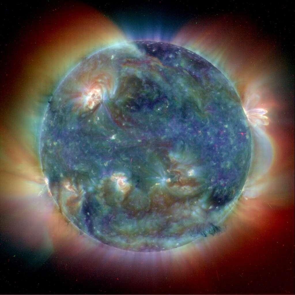 Le Soleil vu par Soho