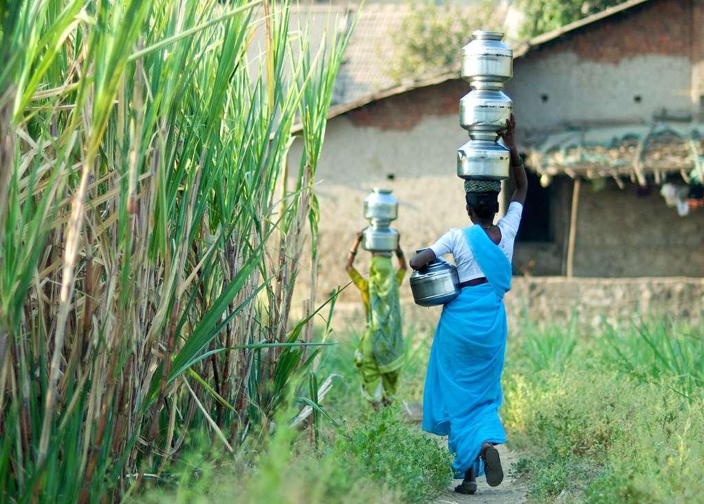 Environ 80 % des personnes qui ne disposent pas d'un accès à l'eau potable vivent en Afrique. © Daniel Bachhuber, Flickr, cc by nc nd 2.0