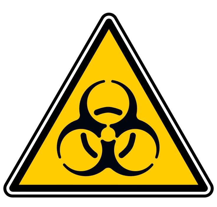 Les OGM peuvent faire partie des risques biologiques... © DR
