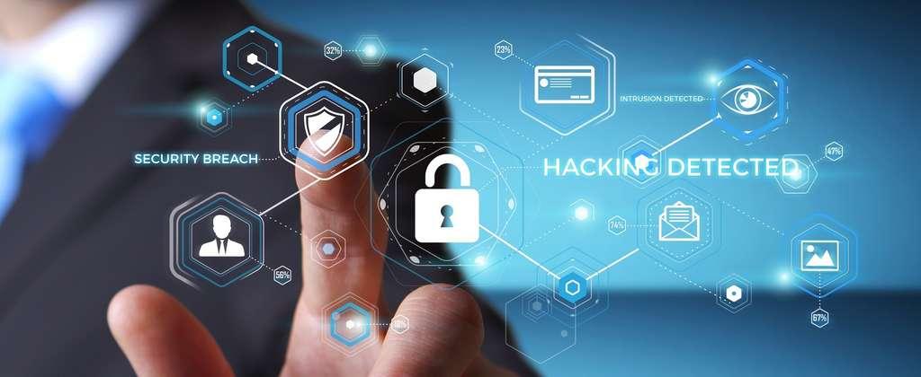 La lutte contre le hacking fait partie des objectifs de la cybersécurité dans un monde de plus en plus numérique. © sdecoret, Adobe Stock.