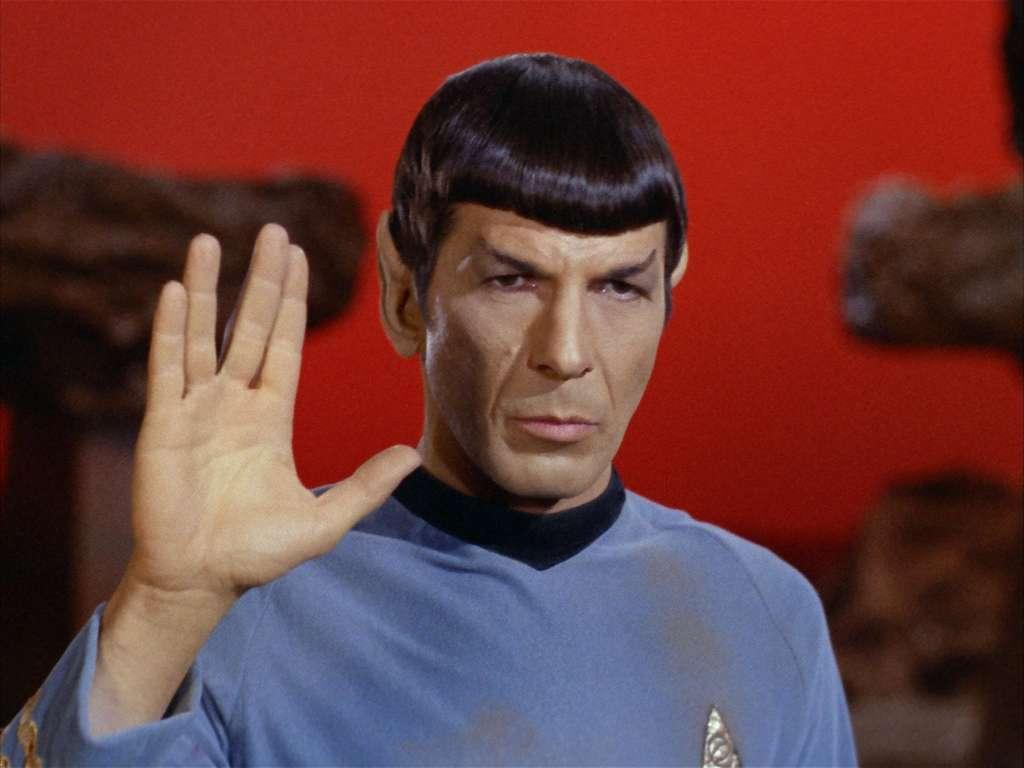 Les extraterrestres existent-ils ? Peuvent-ils nous ressembler ? Les différences entre Spok, célébrité de la série Star Trek, avec Homo sapiens sont somme toute minimes. Cette similarité s'explique surtout par les moindres coûts de production qu'elle permet. © DR