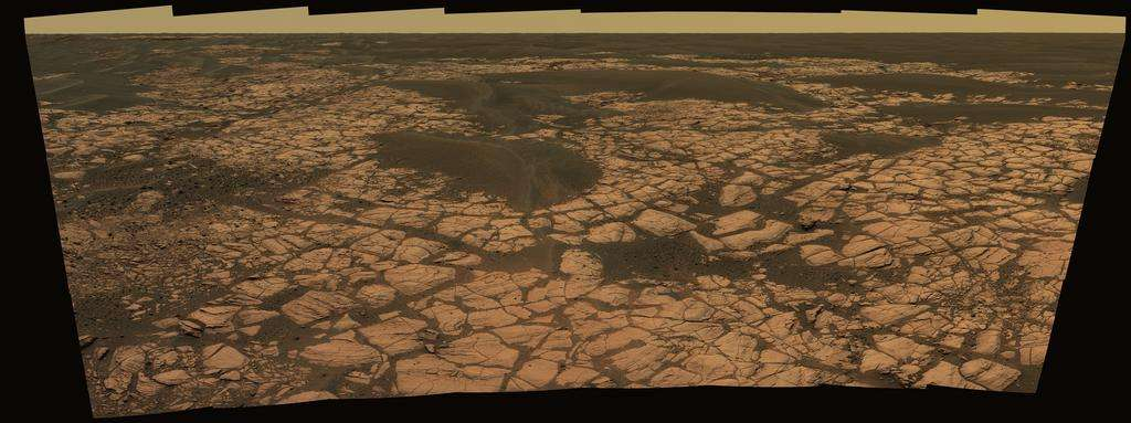 Oppy et le panorama d'Olympia
