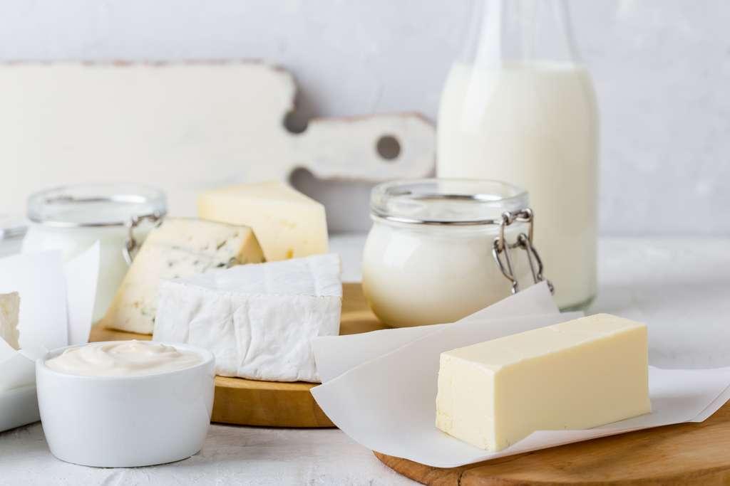 Les faibles écarts statistiques concernant la mortalité entre petits et gros consommateurs de produits laitiers ne justifie pas qu'on déconseille leur consommation. © istetiana, Adobe Stock