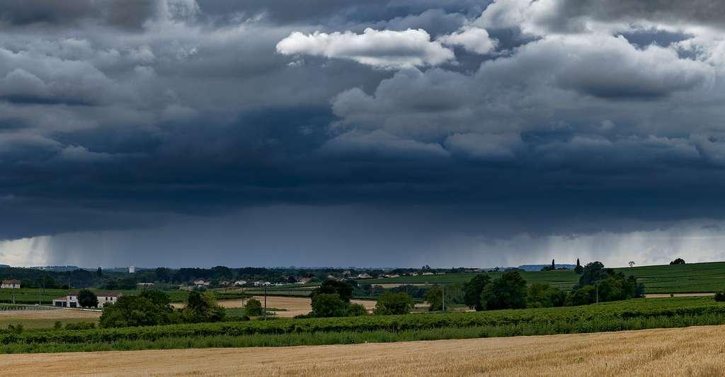 Nuages de pluie. © © Fra298 CC BY-NC 2.0