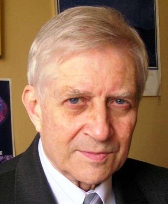 Nikolaï Semionovitch Kardachev ou Kardashev (transcription anglaise), né le 25 avril 1932, est un radioastronome russe, célèbre pour son échelle de Kardashev, qui classe les civilisations de l'univers en fonction de leur consommation d'énergie. © Uspekhi Fizicheskikh Nauk
