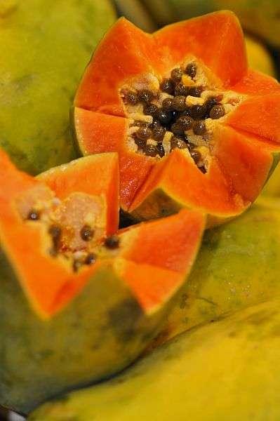 La papaye de la Réunion, une baie savoureuse