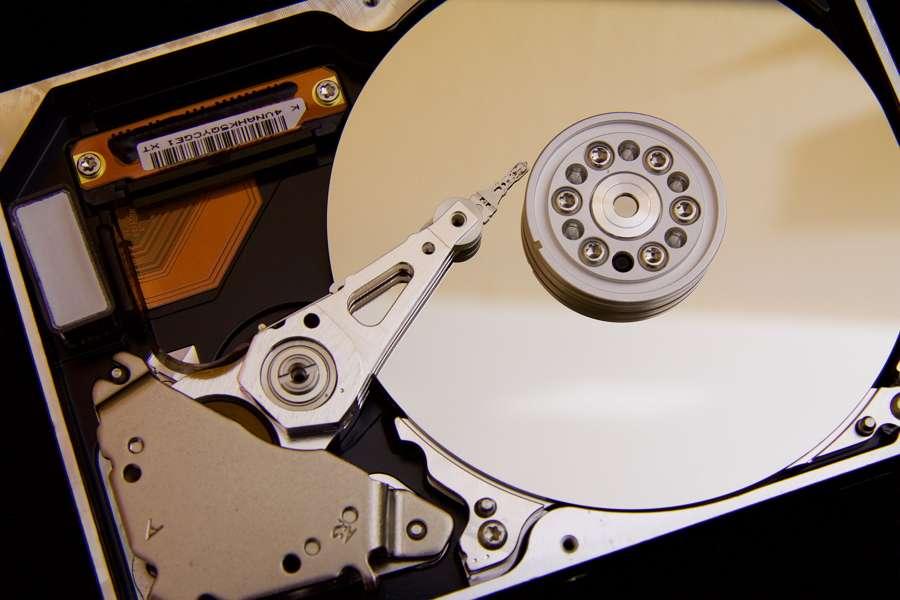 Le système de fichiers NTFS augmente la sécurité des données contenues dans votre disque. © pxhere