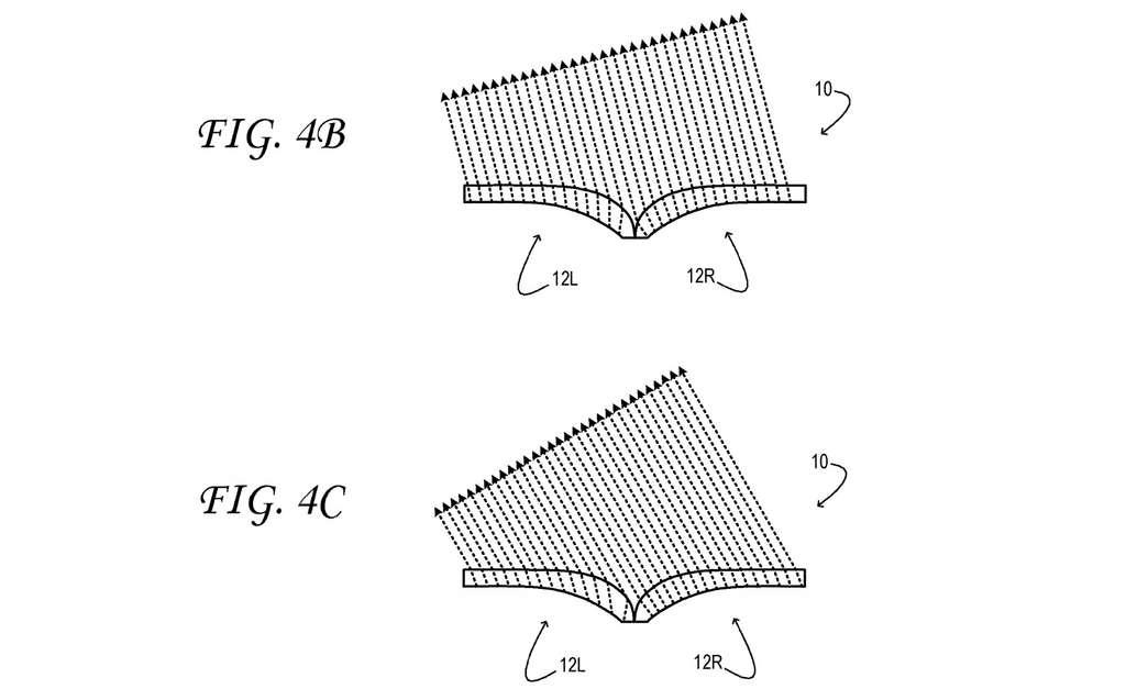 À quoi servira cet écran incurvé et pliable qui multiplie par deux la surface d'affichage ? © Microsoft