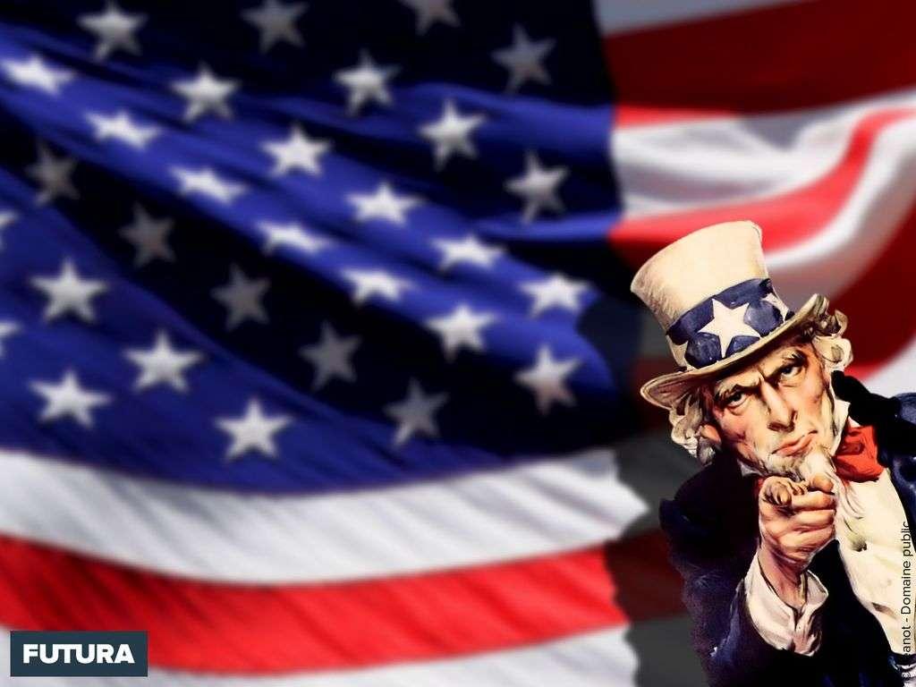 Oncle Sam - États-Unis