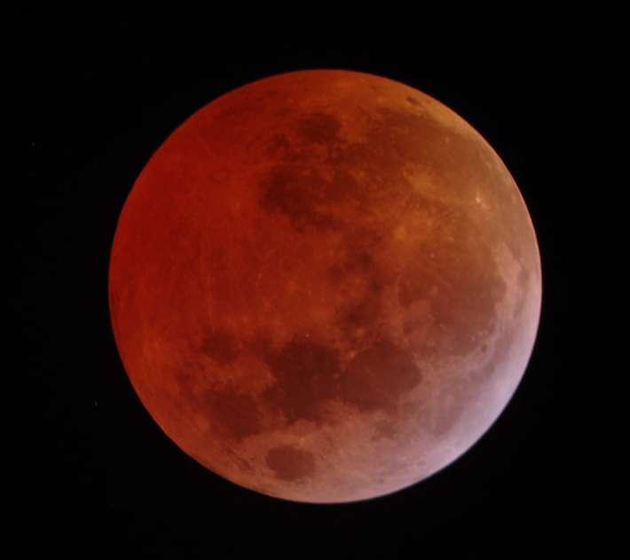 3 Mars 2007 - Eclipse totale de Lune