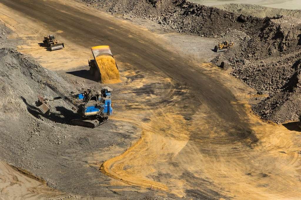 Le Botswana est le 2e producteur mondial de diamants. © poco_bw, Adobe Stock