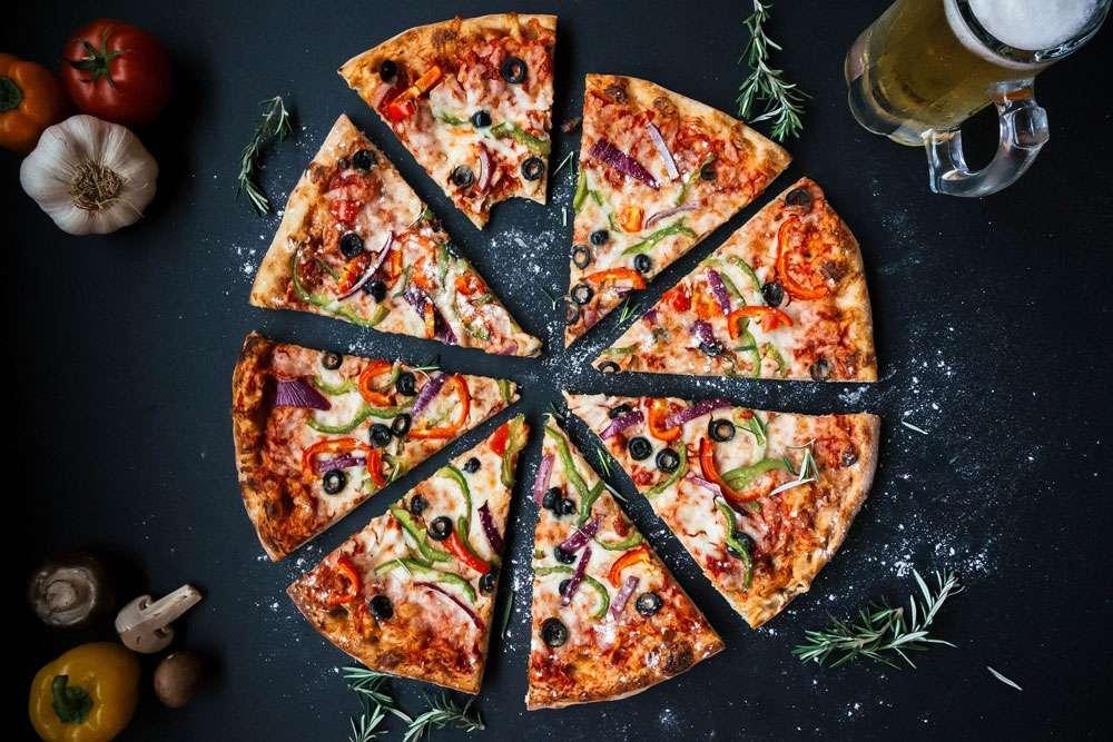 Bien savoir découper la pizza. © Igorovsyannykov, Pixabay, DP