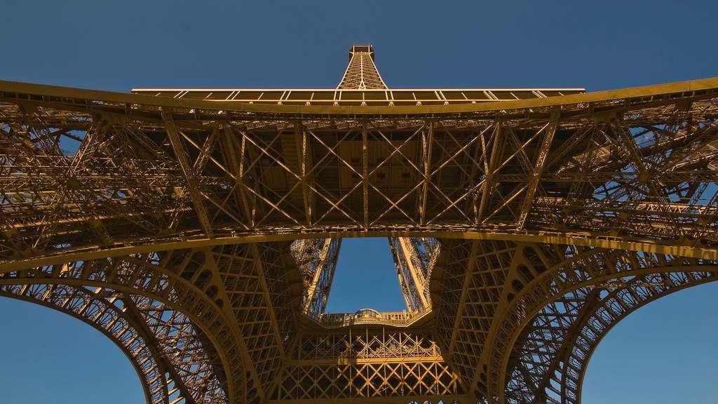La tour Eiffel, vitrine de Paris