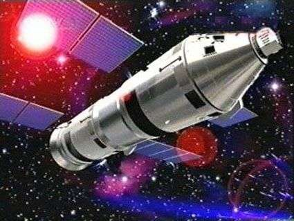 Shenzhou 6, selon la télévision chinoise.