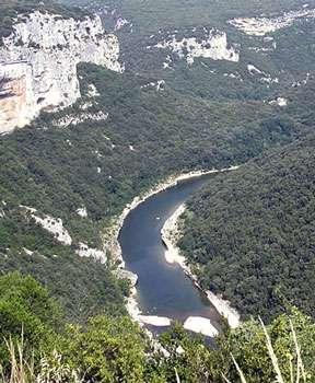 Ardèche © Wikipedia