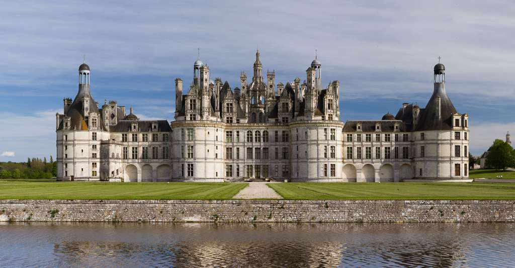 Château de Chambord. © Benh LIEU SONG, Wikimedia commons, CC by-sa 3.0