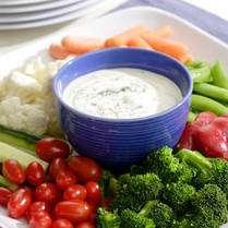 Une bonne alimentation aide à lutter contre le cholestérol. © DR