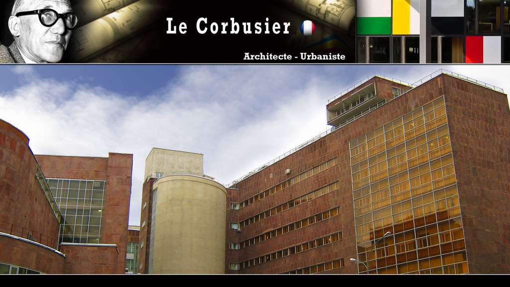 Le Corbusier : le Centrosoyuz, son incursion russe