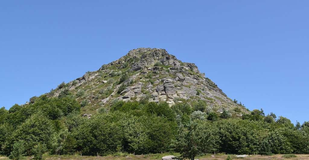 Le mont Gerbier de Jonc. © CpaKmoi, Flickr, CC by-nc 2.0