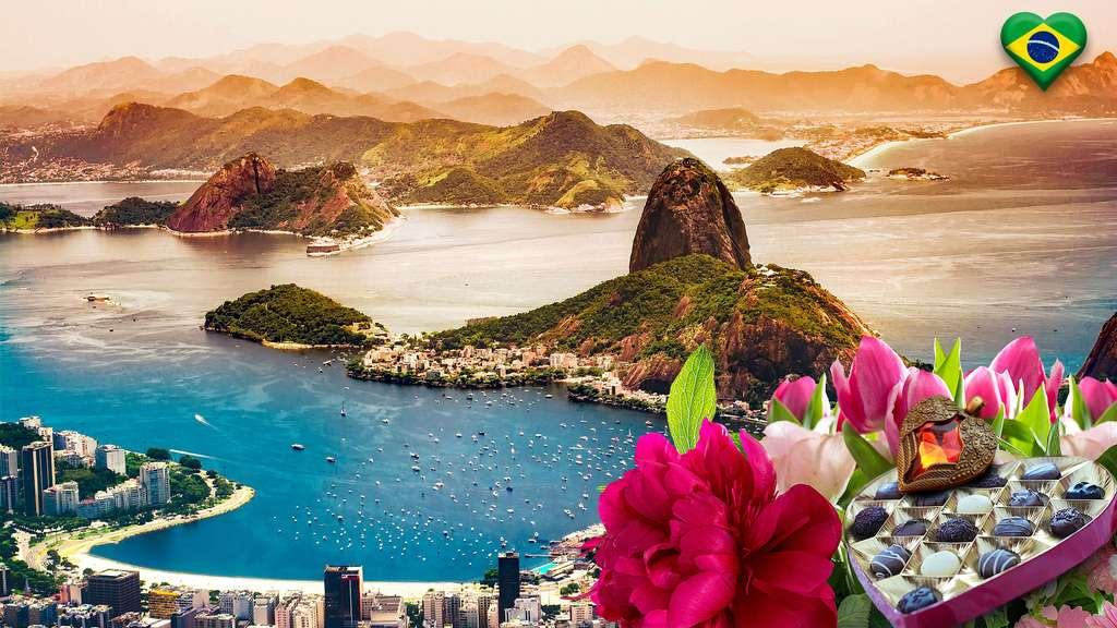 Brésil : le carnaval de l'amour