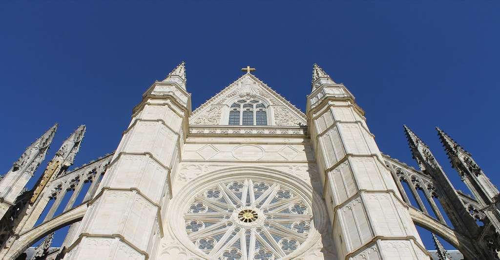 Cathédrale Sainte Croix d'Orléans. © Vincent4145, Wikimedia commons, CC by-sa 3.0