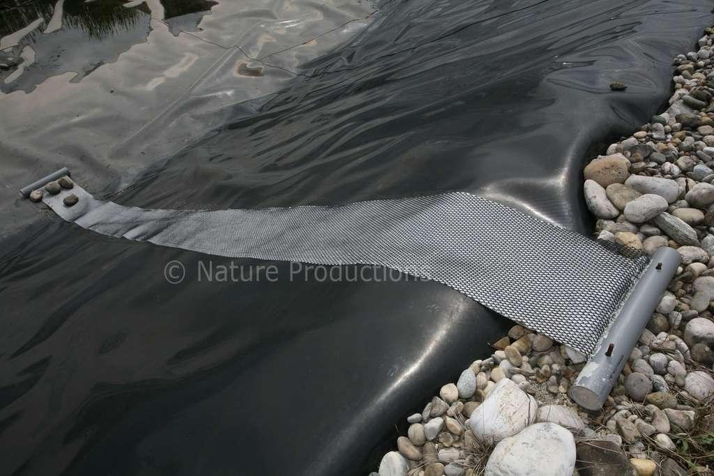 Des équipements simples permettent d'éviter les noyades. © Jean-François Noblet, DR