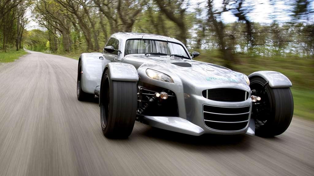 La Donkervoort D8 GT 270, la voiture GT la plus légère du monde